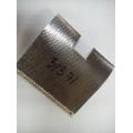 Термо защита для глушителя 120х108 (31371)