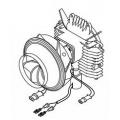 Мотор  Webasto AT 3500 ST 24v (9004210)