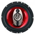 """Коаксиальная акустика 6"""" Ural AS-C1647 Red"""