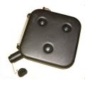 Бак топливный Webasto 12 л., без устан. комплекта (1322707/9024224)