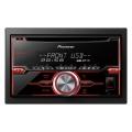 Автомагнитола 2DIN Pioneer FH X380UB (4x50 Вт, тюнер (FM, СВ), CD, MP3, WMA, поддержка iPod, разъем USB, )