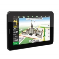 Навигатор GPS Prology iMap 7250 TAB  (AVI, MKV, M4V, MPG, WMV, 3GP, MGSM/GPRS-модуль Слот для SIM-карты / Отображение карт в реж