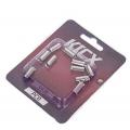 Наконечники для кабеля Kicx PC12 (12AWG4mm2 10 штук в упаковке)