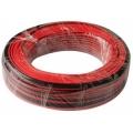 Провод монтажный 2.5 x 2 ACVKP21-1107 (100м)  Черный/Красный
