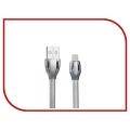 Дата кабель REMAX RM 247 Laser для iPhone 5/6/7 (grey)
