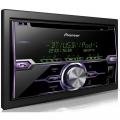 Автомагнитола 2DIN Pioneer FH-X720BT(4x50 Вт, тюнер (FM, СВ), CD, MP3, WMA, поддержка iPod, Bluetooth, выход на сабвуфер, разъем