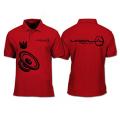 Ural Polo футболка, красная L