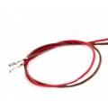 Коннектор iDatalink TYCO с проводом, красный
