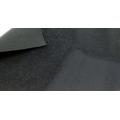 Искусственная замша черная (ширина 150см)
