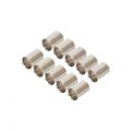 Наконечники для кабеля Kicx PC4 (4AWG21,2мм2 10 штук в упаковке)