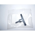 Тройник 6 х 5 х 6 (пластик) 1321002