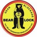Замок рулевого вала 2110-2112 Bear - Lock  Блокир рулевого вала D 22мм 100 мм