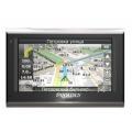 "Навигатор GPS Prology iMAP 5100 (5"". 480x272 пикс. Windows CE 6.0, 500 МГц. встр. пам. 4096МБ, MP3, фото/видео, аккум. 1100мАч(4"