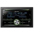 Автомагнитола 2DIN Pioneer FH-X730BT(4x50 Вт, тюнер (FM, СВ), CD, MP3, WMA, поддержка iPod, Bluetooth, выход на сабвуфер, разъем