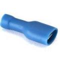 Лопатка (мама) FDFV 2-250 конектор синий (100шт. в упак.)
