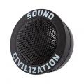 Акустика высокочастотная Kicx Sound Civilization SC40TM