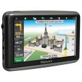 Навигатор GPS Prology iMap 4100,выход на наушники; слот для карт памяти; USB,Навител.