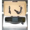 """Автовид ZR 738 Видеорегистратор в зеркале заднего вида (экран 3,6"""", 120 градусов, 720х480, 30к/с, USB)"""