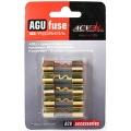 Предохранитель ACV AGU 80А  (5шт)