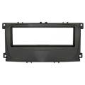 Рамка переходная Ford Focus 2 (Sony), C-Max 07+, Mondeo Рамка 1Din черная