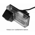 Адаптер для видеокамеры Toyota Prado 120, LC100 (запаска под полом), Mark X(2004-2009),  под камеру CAM-7 в подсветку номера