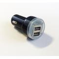 Автомобильное зарядное устройство Nokoko 2 USB 2.1A+1A