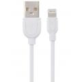 Дата кабель REMAX RM 247 Laser для iPhone 5/6/7 (White)
