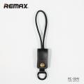 Дата кабель REMAX RM 245 для iPhone 5/6/7 (черный)