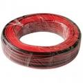 Провод монтажный  1,25 x 2 Titan(100м)  Черный/Красный